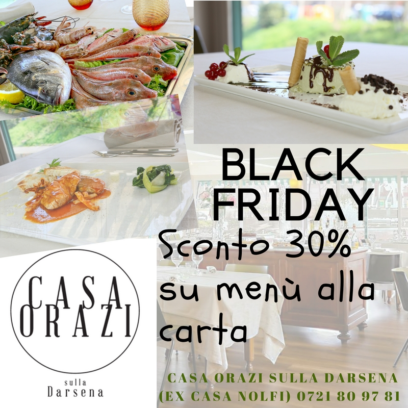 Black Friday a Fano