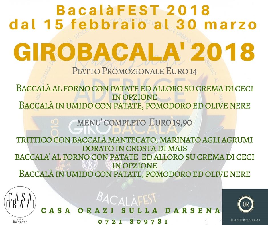 Bacala' Fest 2018