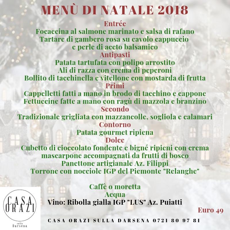 Natale a Fano 2018